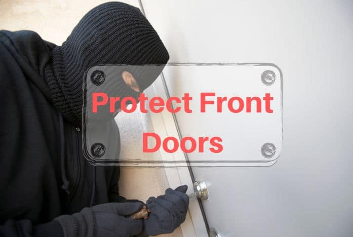 12 Ways To Significantly Improve Your Front Door Security