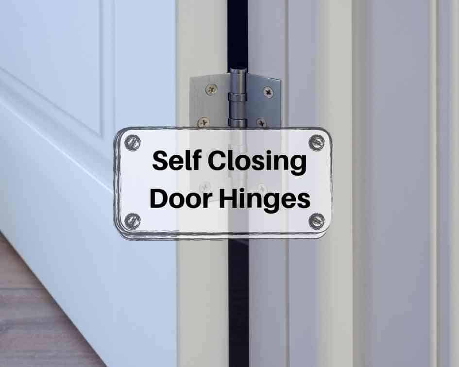 self closing door hinges